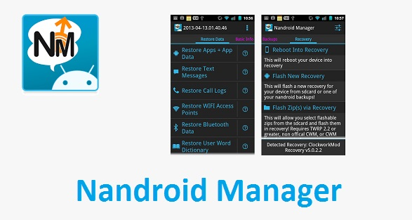 nandroid-manager