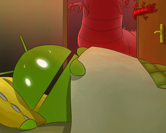 Virus-Android-Bug-Donut