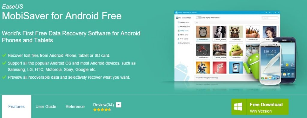 mobisaver for android free